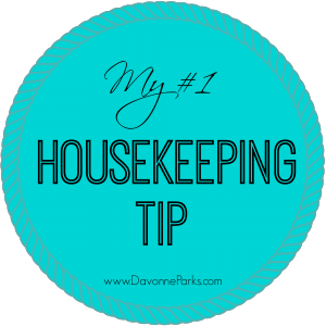 Day2HousekeepingTip