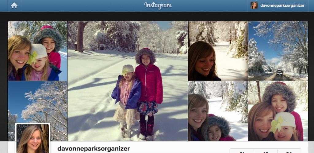 InstagramSnow